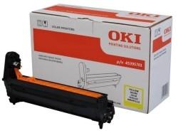 OKI - Oki MC760-45395701 Orjinal Sarı Drum Ünitesi