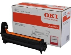 OKI - Oki MC760-45395702 Orjinal Kırmızı Drum Ünitesi