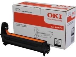 OKI - Oki MC760-45395704 Orjinal Siyah Drum Ünitesi