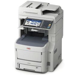 Oki - Oki MC760dn Çok Fonksiyonlu Renkli Lazer Yazıcı
