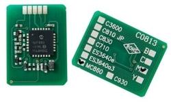 OKI - Oki MC860-44059226 Kırmızı Toner Chip