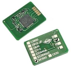 OKI - Oki MC860-44059228 Siyah Toner Chip