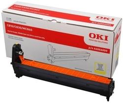 OKI - Oki MC861-44064009 Orjinal Sarı Drum Ünitesi
