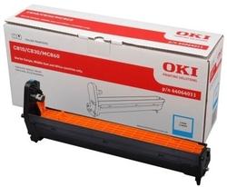 OKI - Oki MC861-44064011 Orjinal Mavi Drum Ünitesi
