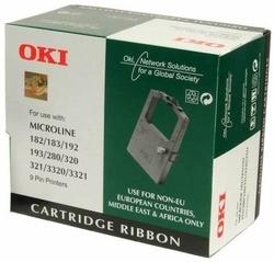 OKI - Oki ML182-01277701 Orjinal Şerit 16Lı Paket