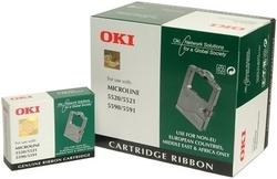 OKI - Oki ML5520-01277801 Orjinal Şerit 16Lı Paket