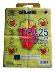 OLIVETTI - Olivetti FPJ-25 Siyah Orjinal Kartuş