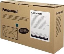 PANASONIC - Panasonic KX-FAT431X Orjinal Toner Yüksek Kapasiteli