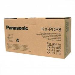 PANASONIC - Panasonic KX-PDP8 Orjinal Toner