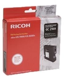 RICOH - Ricoh Aficio GC-21KH Siyah Orjinal Kartuş
