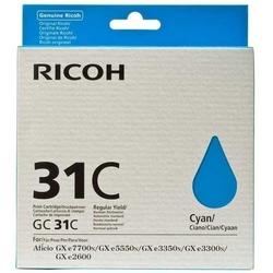 RICOH - Ricoh Aficio GC-31C Mavi Orjinal Kartuş