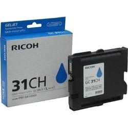 RICOH - Ricoh Aficio GC-31CH Mavi Orjinal Kartuş