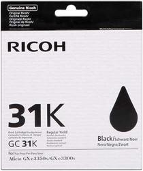 RICOH - Ricoh Aficio GC-31K Siyah Orjinal Kartuş