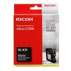 RICOH - Ricoh Aficio RC-K31 Siyah Orjinal Kartuş