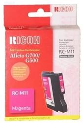 RICOH - Ricoh Aficio RC-M11 Kırmızı Orjinal Kartuş