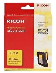 RICOH - Ricoh Aficio RC-Y31 Sarı Orjinal Kartuş