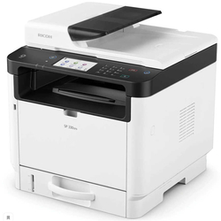 RICOH - Ricoh SP-330SFN A4 Yazıcı Tarayıcı Fax Fotokopi Makinası