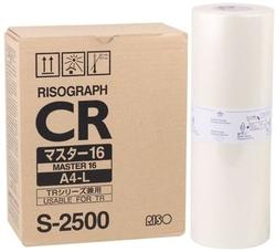 RISO - Riso S-2500/A-4 Orjinal Master