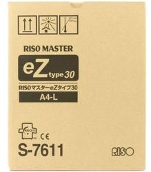 RISO - Riso S-7611/A-4 Orjinal Master