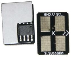SAMSUNG - Samsung CLP-300/ST892A Siyah Toner Chip