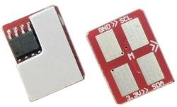 SAMSUNG - Samsung CLP-300/ST914A Kırmızı Toner Chip