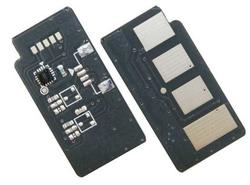 SAMSUNG - Samsung CLP-620/CLT-C508L/SU058A Mavi Toner Chip