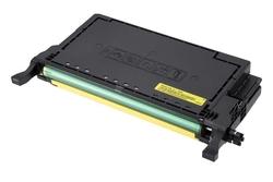 SAMSUNG - Samsung CLP-770/CLT-Y609S/SU563A Sarı Muadil Toner
