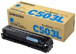 SAMSUNG - Samsung ProXpress C3010/CLT-C503L/SU017A Mavi Orjinal Toner