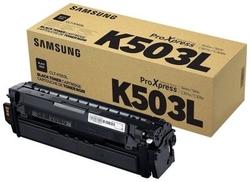 SAMSUNG - Samsung ProXpress C3010/CLT-K503L/SU150A Siyah Orjinal Toner