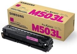 SAMSUNG - Samsung ProXpress C3010/CLT-M503L/SU284A Kırmızı Orjinal Toner