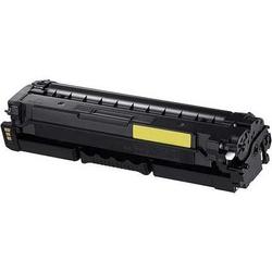 SAMSUNG - Samsung ProXpress C3010/CLT-Y503L/SU494A Sarı Muadil Toner
