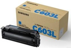 SAMSUNG - Samsung ProXpress C4010/CLT-C603L/SU080A Mavi Orjinal Toner