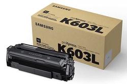 SAMSUNG - Samsung ProXpress C4010/CLT-K603L/SV237A Siyah Orjinal Toner