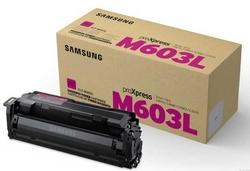 SAMSUNG - Samsung ProXpress C4010/CLT-M603L/SV243A Kırmızı Orjinal Toner