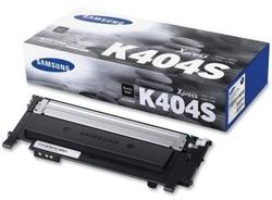 SAMSUNG - Samsung Xpress C430/CLT-K404S/SU104A Siyah Orjinal Toner