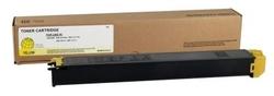 SHARP - Sharp MX-23GTYA Sarı Muadil Fotokopi Toneri