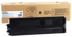 SHARP - Sharp MX-50GTBA Siyah Orjinal Fotokopi Toneri