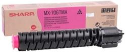 SHARP - Sharp MX-70GTMA Kırmızı Orjinal Fotokopi Toneri
