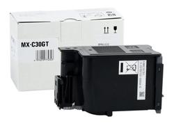 SHARP - Sharp MX-C30GTBA Siyah Muadil Fotokopi Toner