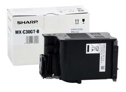 SHARP - Sharp MX-C30GTBA Siyah Orjinal Fotokopi Toner
