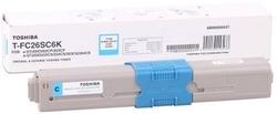 TOSHIBA - Toshiba T-FC26E-C Mavi Orjinal Fotokopi Toner Extra Yüksek Kapasiteli