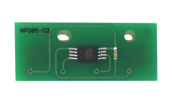 Toshiba - Toshiba T-FC50E-C Mavi Fotokopi Toner Chip