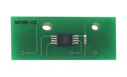 Toshiba - Toshiba T-FC50P-C Mavi Fotokopi Toner Chip