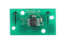 Toshiba - Toshiba T2450D Fotokopi Toner Chip Yüksek Kapasiteli