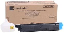 TRIUMPH ADLER - Triumph-Adler CDC1726 Mavi Orjinal Fotokopi Toner