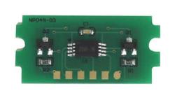 TRIUMPH ADLER - Triumph-Adler CLP-3721 Kırmızı Fotokopi Toner Chip