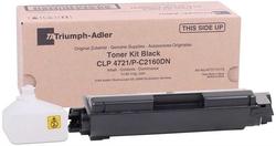 TRIUMPH ADLER - Triumph-Adler CLP-3721 Siyah Orjinal Fotokopi Toner
