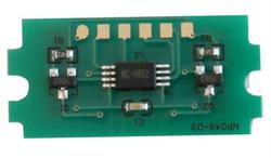TRIUMPH ADLER - Triumph-Adler PK-5011C Mavi Fotokopi Toner Chip