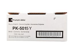 TRIUMPH ADLER - Triumph-Adler PK-5015 Sarı Orjinal Toner