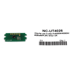 UTAX - Utax PK-1012 Toner Chip